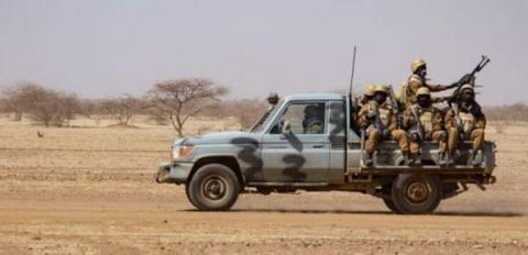 बुरकिना फासाेमा बन्दुकधारीकाे हमलामा १३२ जना मारिए