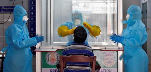 संक्रमण निको हुनेको दर ८९ प्रतिशत
