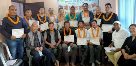 मध्यपुर थिमि सहकारीमा कृष्ण काजी मानन्धरको नेतृत्व